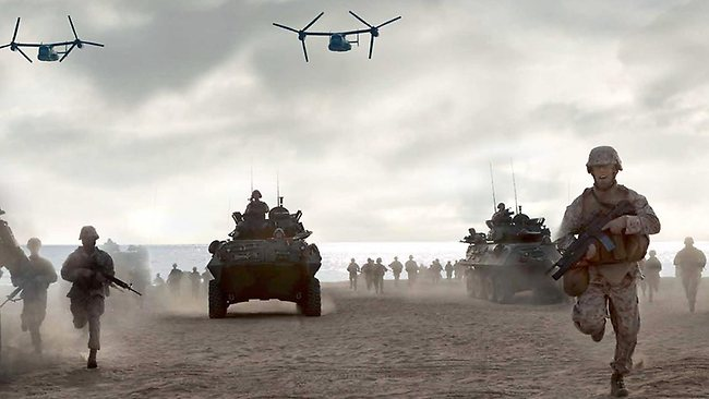 US Navy Seals reportedly swam ashore before attacking a beachside headquarters of the terrorist group al Shabab, which has claimed responsibility for last month's attack on a Kenyan shopping mall.