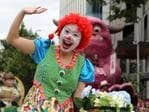 2017 Adelaide Christmas Pageant. AAP Image/Dean Martin