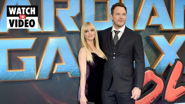 Chris pratt and anna faris split actor spotted for first time according to reports chris pratt and anna faris split because she wants him to slow down and have more kids but he wants to continue acting and isnt ready junglespirit Image collections