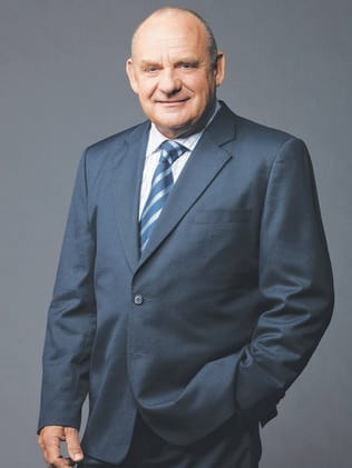 "Paul Guilfoyle says working on <i> CSI</i> has been ""kind of a gift""."