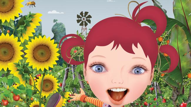 Kerry parnell 10 kids tv shows more painful than for Gardening programmes on tv