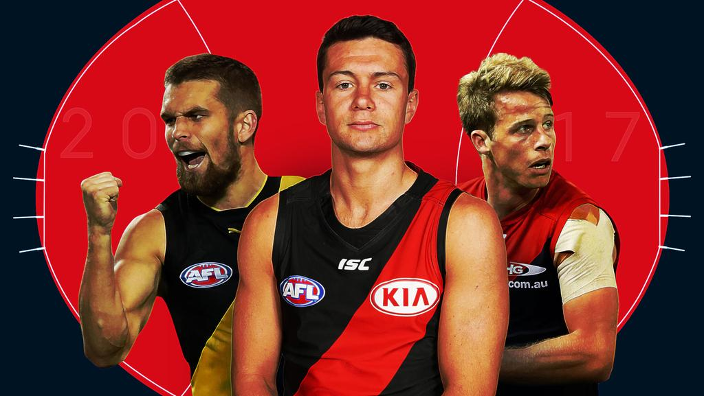 Your club's best find of the 2017 AFL season.