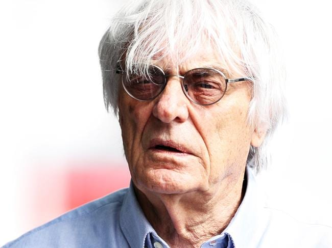 Kidnappers ask '$50m from F1 supremo'