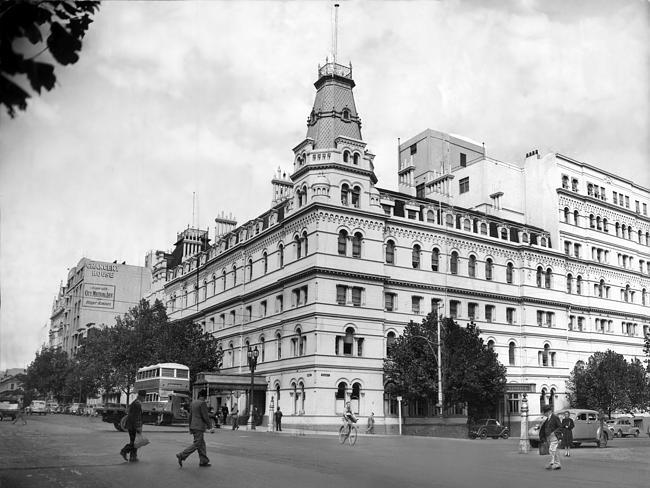 Glorious lost Melbourne buildings