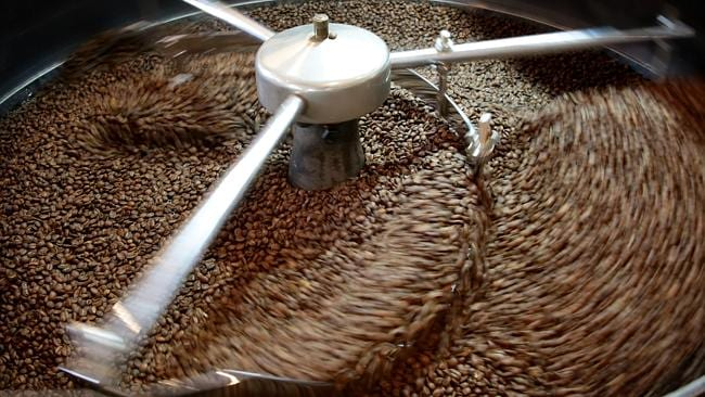 Fermenting Coffee Beans ~ Bean there coffee tasting proves far harder than