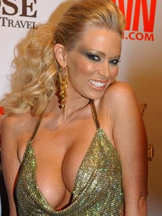 jenna jameson at home