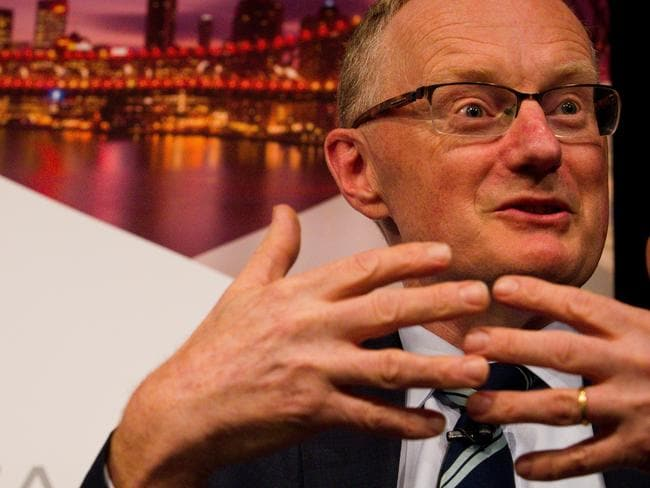 Reserve Bank governor Philip Lowe and his board members have kept the official interest rate on hold.