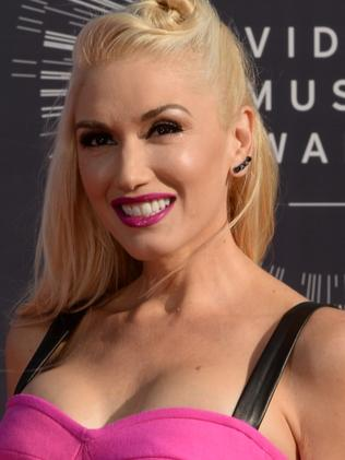 Gwen Stefani at the MTV Video Music Awards on Monday.
