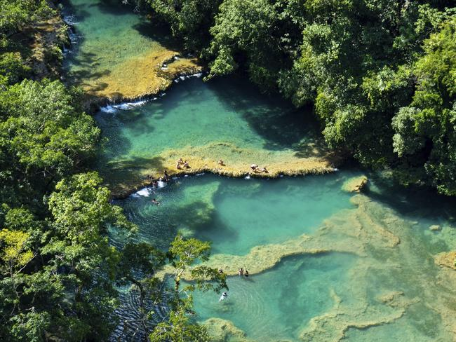 Guatemala is one of the most stunning places on earth — and it's also considered one of the most dangerous. Picture: iStock