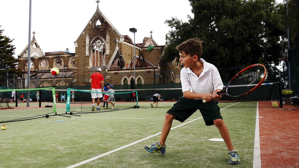 Brighton's St James Tennis Club takes conflict with church ...