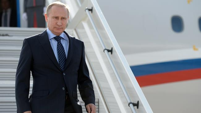 "Dealings ... Russian President Vladimir Putin, says Tony Abbott, has been ""good to his word""."