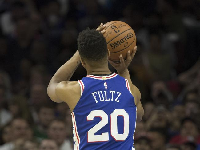 Markelle Fultz's shooting form has raised serious questions.
