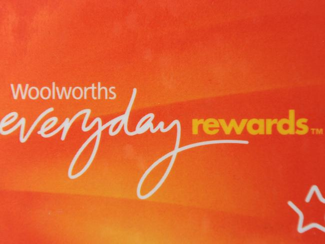 Rewards cards ripping off Aussie shoppers