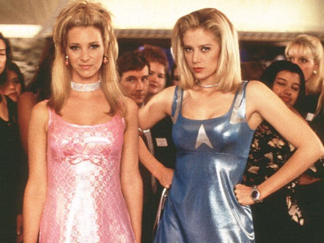 Another reunion? Lisa Kudrow and Mira Sorvino want to reunite for a Romy and Michele sequel.