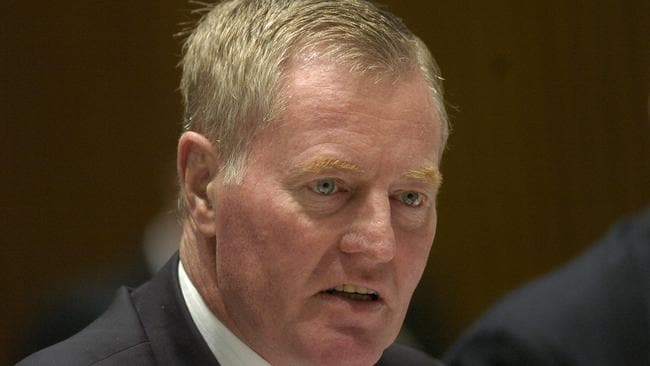 Robert Cornall, the new head of the Defence Abuse Response Taskforce.