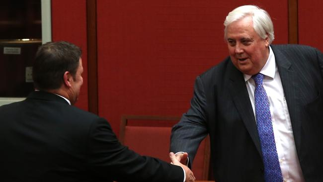 "In crisis ... the inquiry to look into creating an ""Australia Fund"" was part of a deal the government made to repeal the mining tax. Picture: Kym Smith/News Corp."