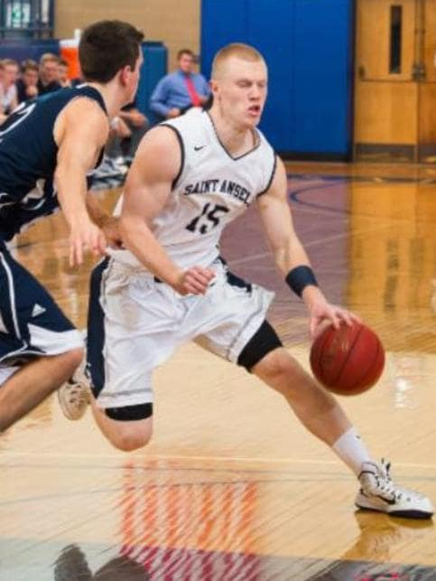 Ringwood signs Mike McCahey from Saint Anselm College in ...