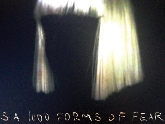 Sia's 1000 Forms Of Fear album looks set to smash — and doesn't have her image on the cover.