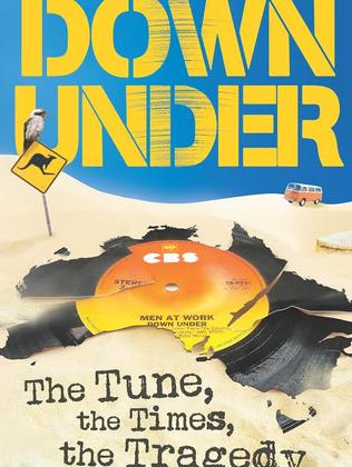 Trevor Conomy's new book on the history of Down Under and its day in court. Picture: Supplied