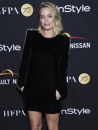 Margot Robbie attends the InStyle/HFPA Party at the Toronto International Film Festival Picture: Evan Agostini/Invision/AP