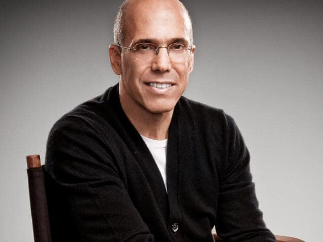Jeffrey Katzenberg. Picture: Supplied