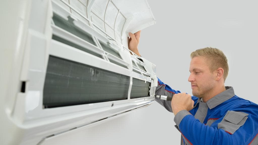 Keep your airconditioner serviced to make sure it is running at optimum performance.