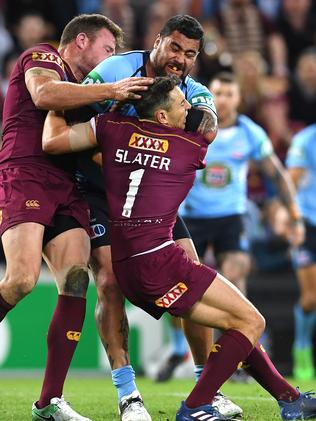 Andrew Fifita reportedly kicked up a fuss.