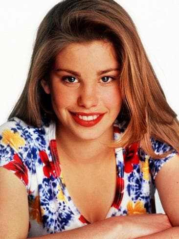 Satchwell was just a teenager when she gained fame in  <i>Neighbours</i>. Picture: News Corp Australia