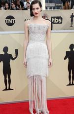 Actor Allison Williams attends the 24th Annual Screen Actors Guild Awards at The Shrine Auditorium on January 21, 2018 in Los Angeles, California. Picture: Frederick M. Brown/Getty Images