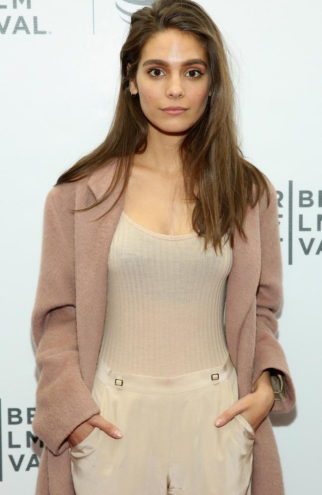'A bit discriminatory'. Caitlin Stasey has criticised the fashion industry. Picture: Getty Images