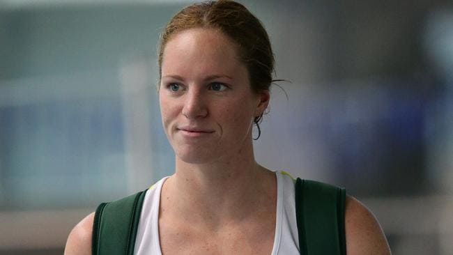 "Emily Seebohm says Australia's swimming team will be ""totally different"" this year."