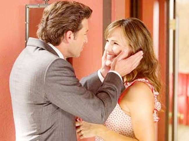 Worked together ... Jennifer Garner co-starred with Patrick Dempsey in Valentine's Day. Picture: Supplied