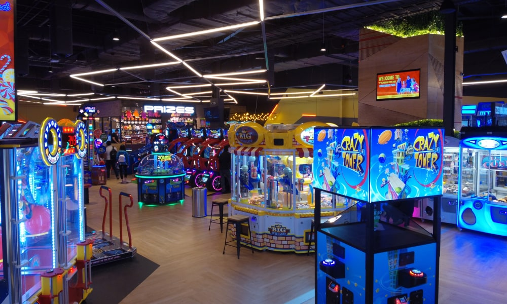 Timezone at Macquarie Centre. Picture: Timezone Australia
