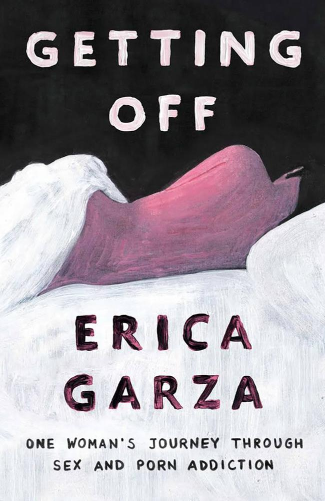 Erica Garza's book is released in the US this week. Picture: Supplied