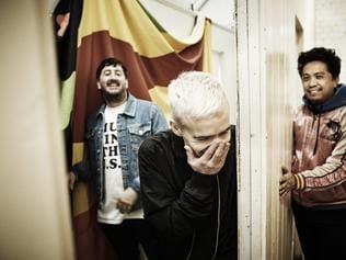 The Avalanches, Wildflower album out July 8, streaming on Apple Music July 1. Melbourne band