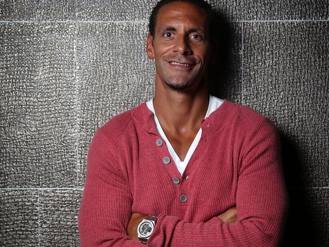 Rio Ferdinand will end his career at Queens Park Rangers.