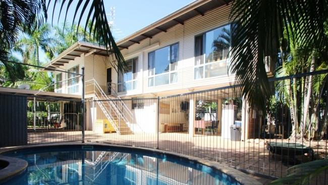 A five-bedroom house listed in Katherine, Northern Territory for $470,000. Picture: realestate.com.au