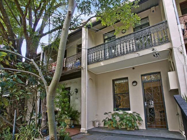 Just up the road a renovated terrace fetched $1.175 million a year ago. Picture: realestate.com.au