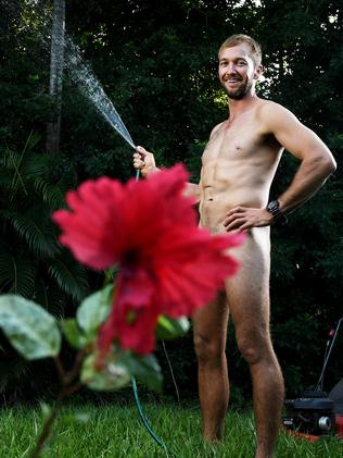 It S Naked Gardening Day Time To Get Your Hose Out And