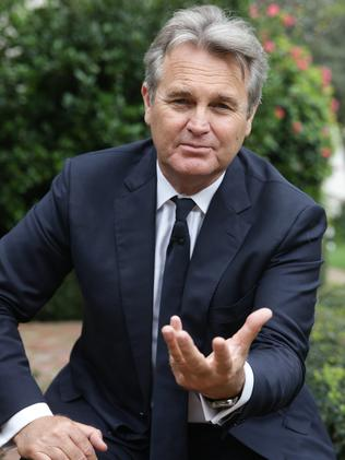 Bernard Salt knows a thing or two about money. Picture: Peter Ristevski