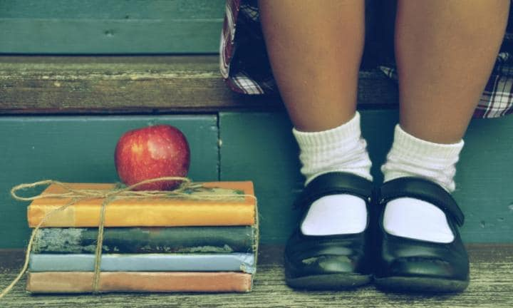 EEK! Your baby is starting school. So now what?