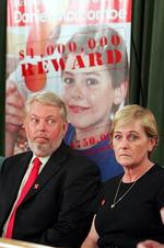 Bruce and Denise announce that the reward for new information on Daniel's whereabouts had increased to $1 million in December 2008.
