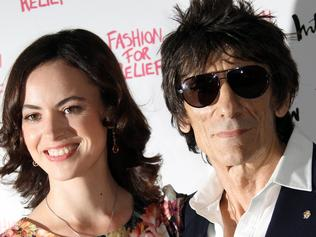 Sally Humphries, Ronnie Wood