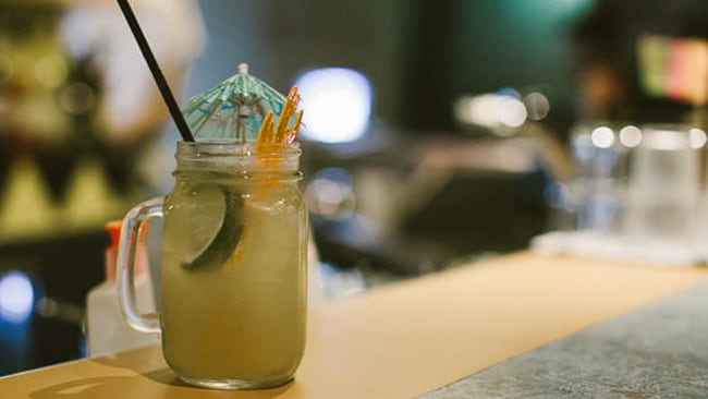 Shebeen-style cocktails. Picture: Clever Deer