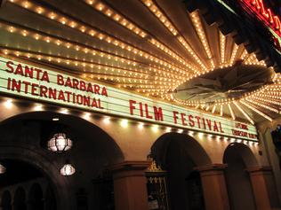 ESCAPE. Santa Barbara, Leigh Paatsch. SB International Film Festival. Picture: Supplied
