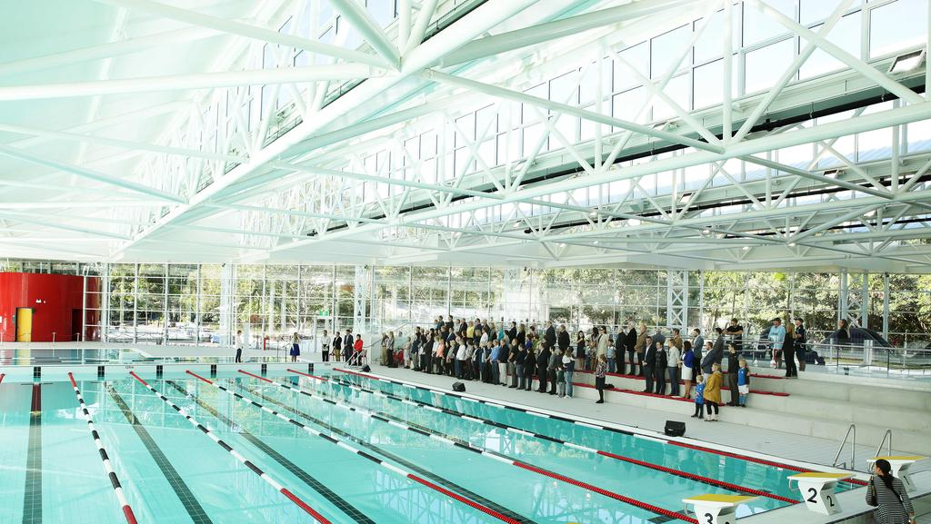 Andrew boy charlton swim centre in manly has fees slashed after public backlash news local Canterbury swimming pool opening hours