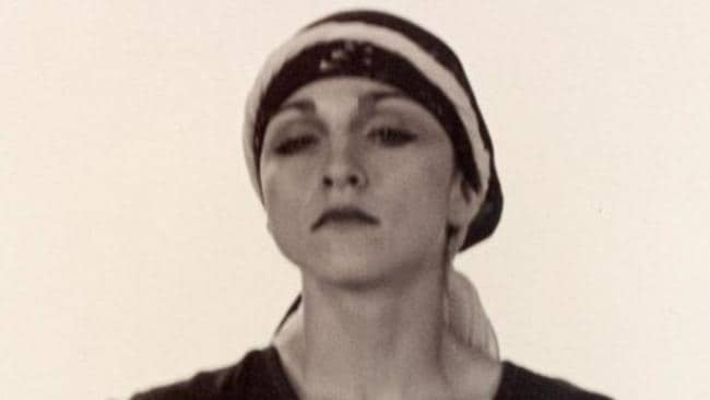Madonna as an 18-year-old woman. Picture: Gotta Have it Rock and Roll