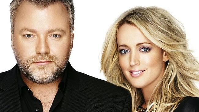 Headliners: Kyle and Jackie O will join Ryan Seacrest in the station, set to shake up the Sydney radio market. Picture: Supplied