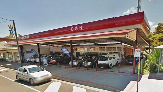 O & H Holden in Kyogle, NSW has reportedly lost its franchise. Picture: Supplied