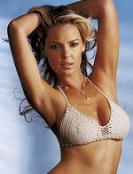 <p>No. 6 Katherine Heigl ... the Grey's Anatomy star likes to strut!</p>